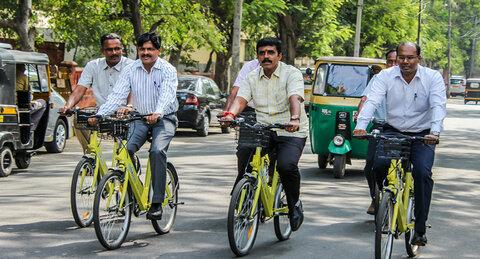 رکورد خرید دوچرخه در هند شکست