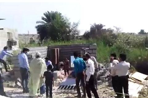 پلیس ساختمان مشهد اتفاق بندرعباس را تکرار نکند