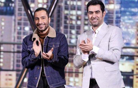نوید محمدزاده اولین مهمان همرفیق شهاب حسینی
