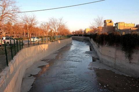 آلودگی کشفرود یکی از عوامل سرطان در مشهد/ ساماندهی رودخانه با کمک خیرین شهریار