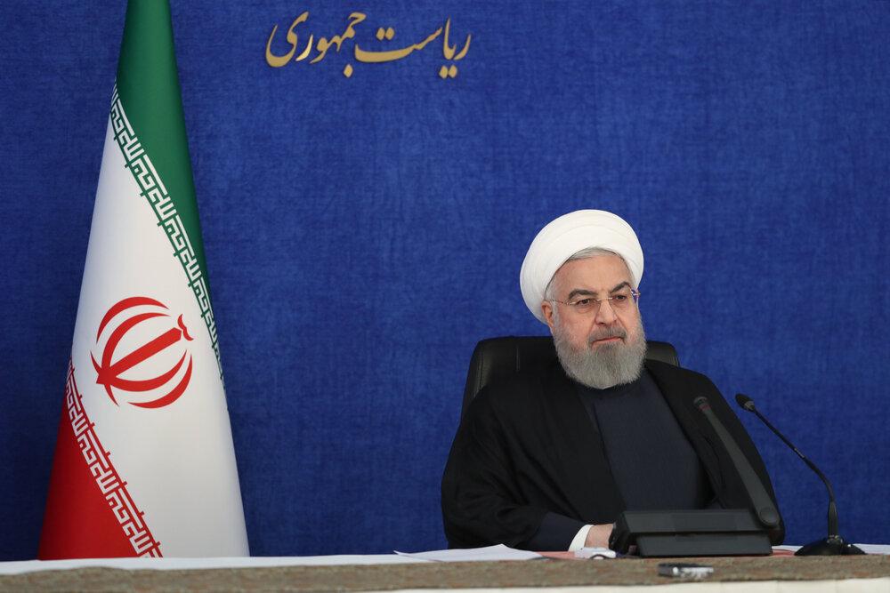 روحانی: ایران به مولفه قدرت دفاعی و نظامی نگاه توسعهطلبانه ندارد