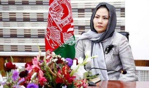 اولین وزیر زن در افغانستان انتخاب شد