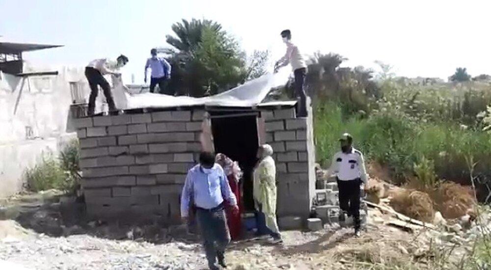 واکنش نمایندگان مجلس به تخریب خانه زن بندرعباسی