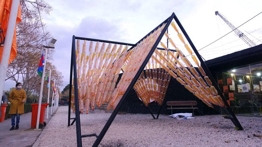 رویدادی خلاقانه در دل یک محله/«فضایی برای ماندن» با رویکرد معماری