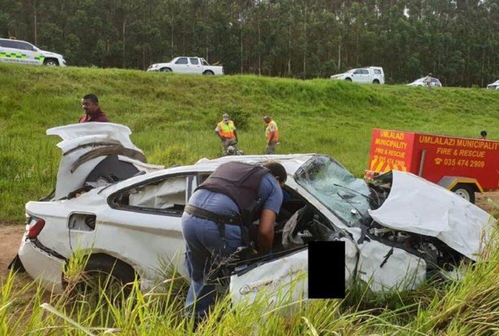 مدافع سابق تیم ملی آفریقای جنوبی در سانحه رانندگی درگذشت