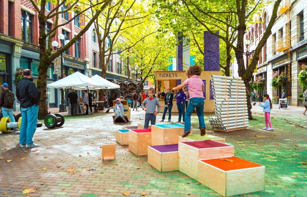 شهرسازی تاکتیکی؛ رویکردی برای احیای شهرهای پساکرونا