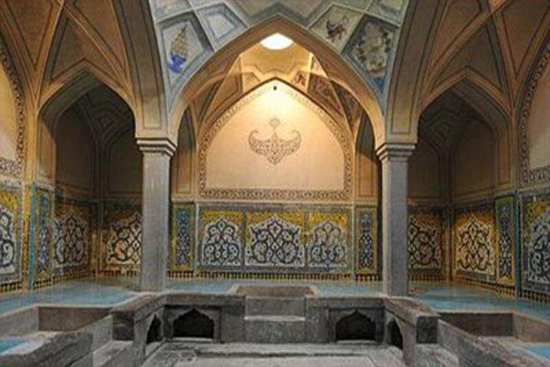 حمام شاه و خانه سالک اصفهان به مزایده گذاشته شد