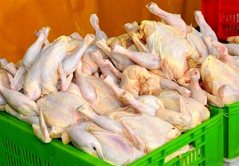 اشباع بازار از مرغ در آستانه ماه مبارک رمضان