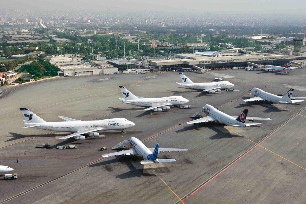 درخواست ایرلاینها جهت لغو استفاده از ظرفیت ۶۰ درصد هواپیماهای داخلی