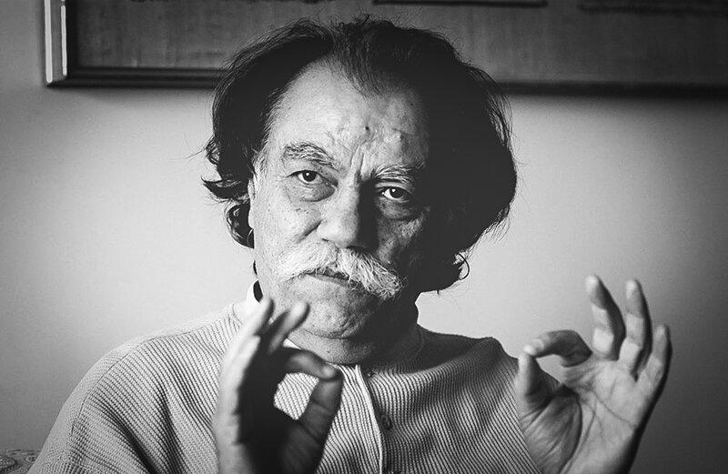 پدر گرافیک ایران دیپلمات فرهنگی بود