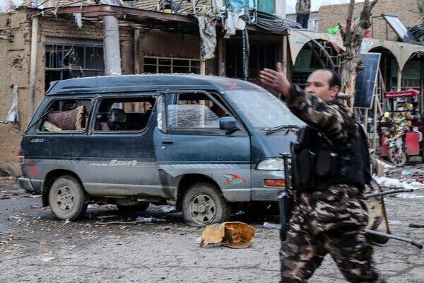 Iran condemns terrorist blast in Afghanistan's Bamiyan