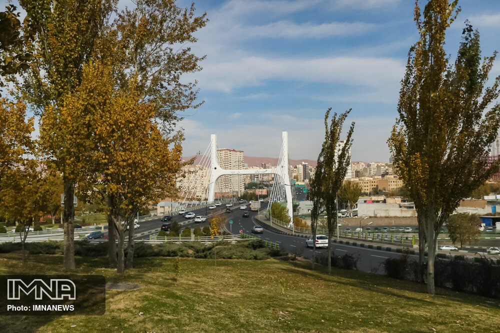 احداث ۵۳ پارک محلهای در تبریز
