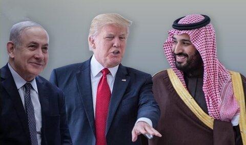 ماجراجویی ترامپ، نتانیاهو و بن سلمان علیه برجام