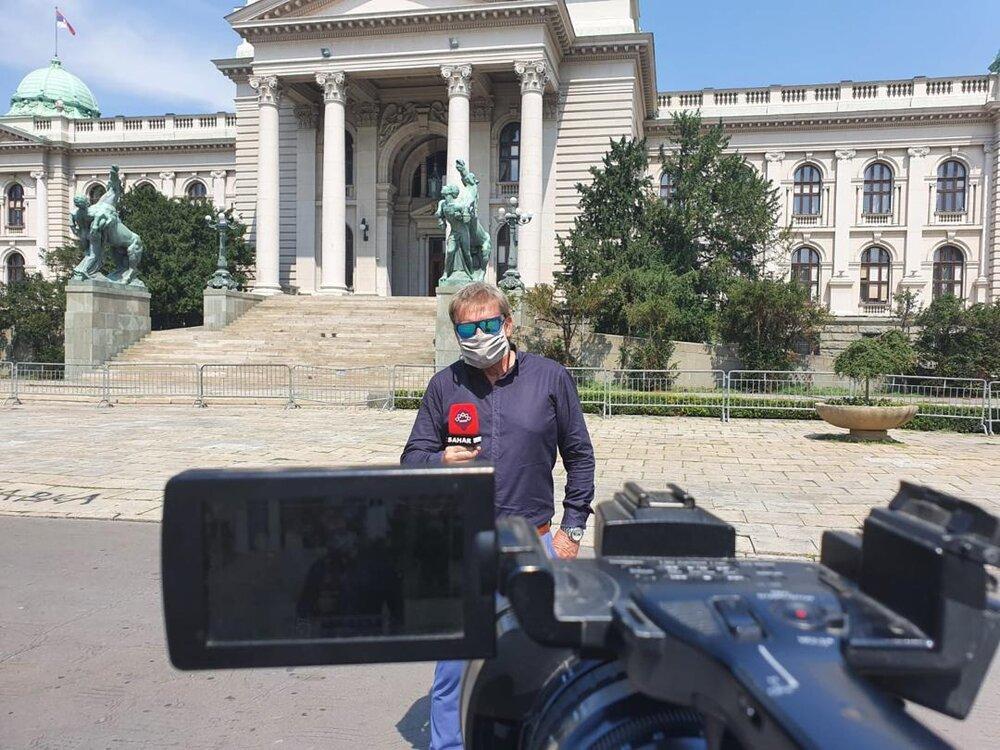خبرنگار صدا و سیما درگذشت