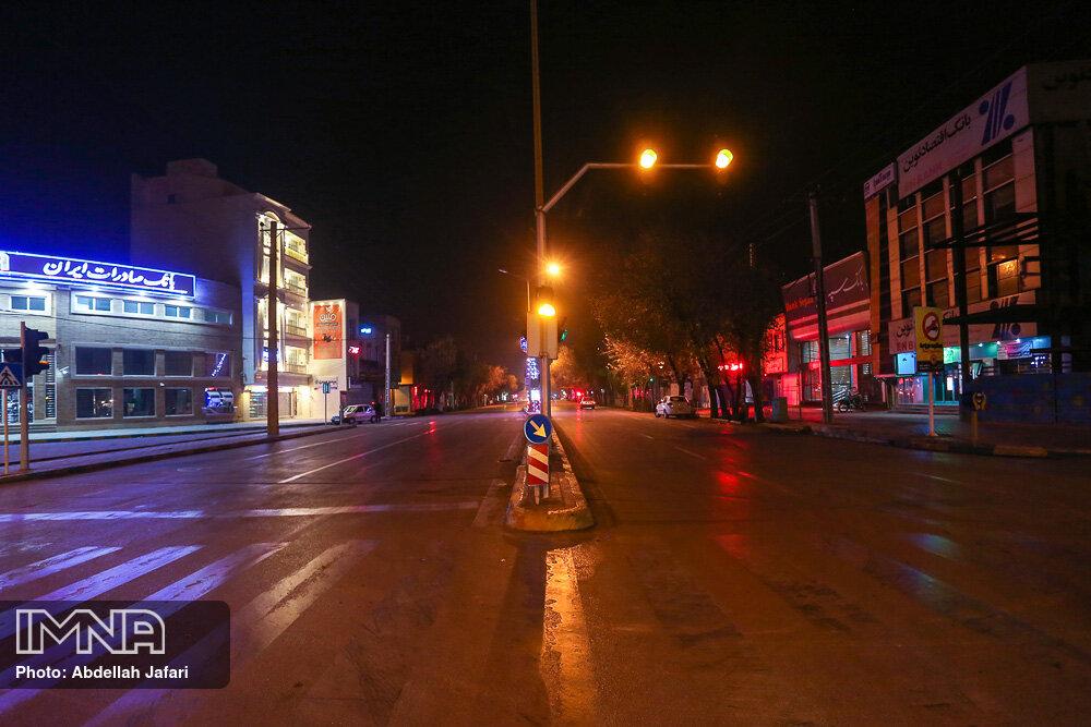 آخرین جزئیات محدودیتهای کرونایی در شهرهای زرد و آبی استان اصفهان