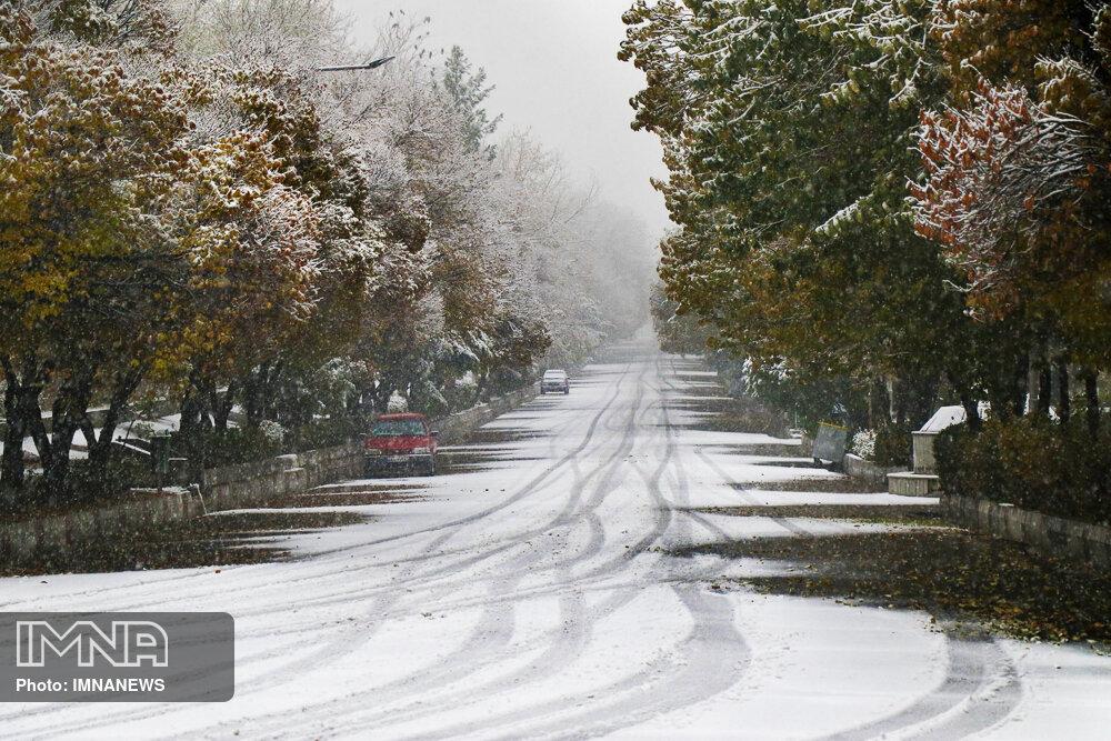 آمادهباش ستاد بحران زمستانی شهرداری کلاردشت