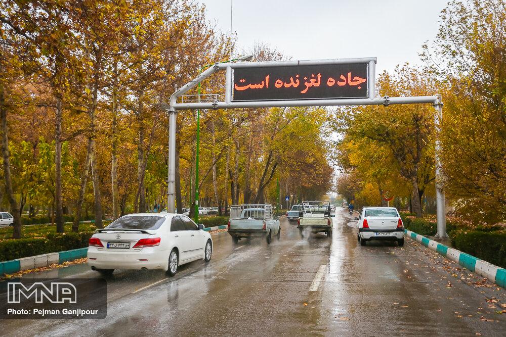 آماده باش نیروهای خدمات شهری مشهد