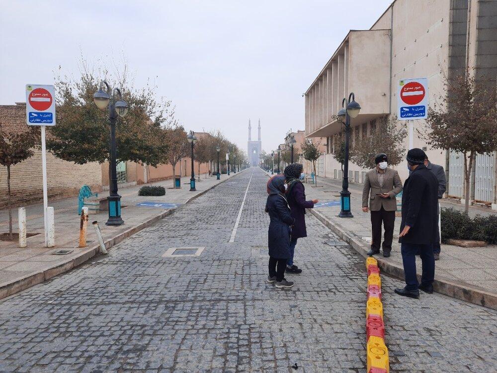 اجرای پروژه «هفت خوان» زیر ذربین شهرداری یزد