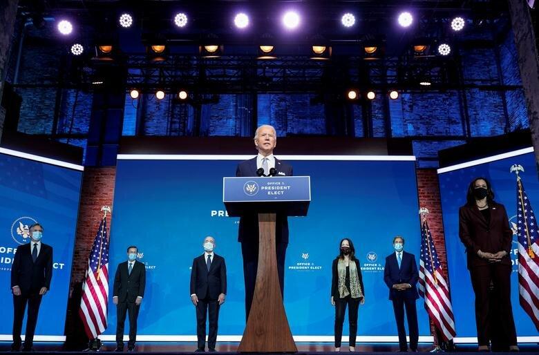 کابینه بایدن در دوراهی جنگ و صلح
