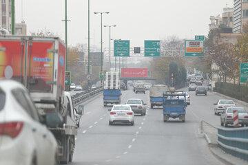 اصفهان برای سومین روز متوالی در وضعیت قرمز آلودگی هوا