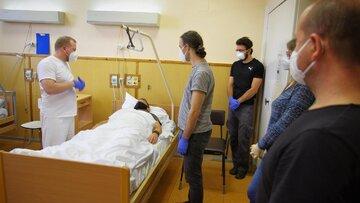 مهاجران در خط مقدم مبارزه با کرونا در چک
