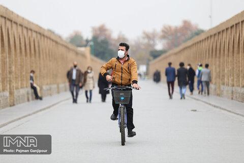 پایداری جو و انباشت آلایندهها تا پایان هفته
