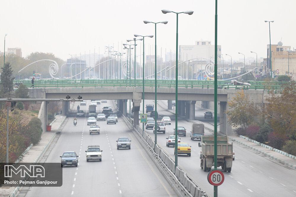 کاهش آلودگی هوا با اسقاط خودروهای فرسوده