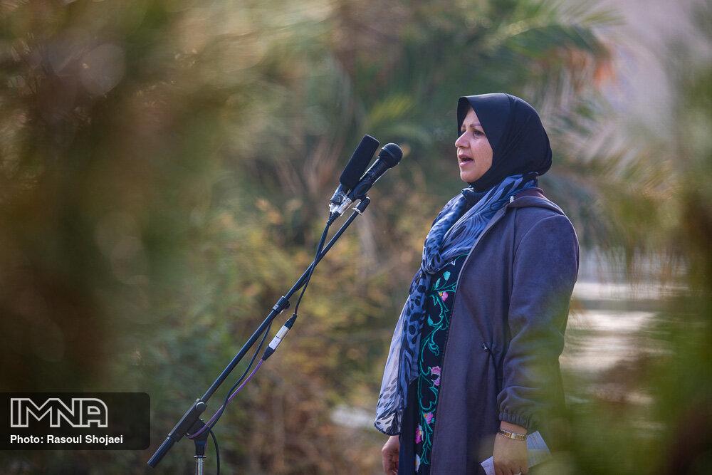 نامگذاری هنرسرای خورشید به نام تاج اصفهانی