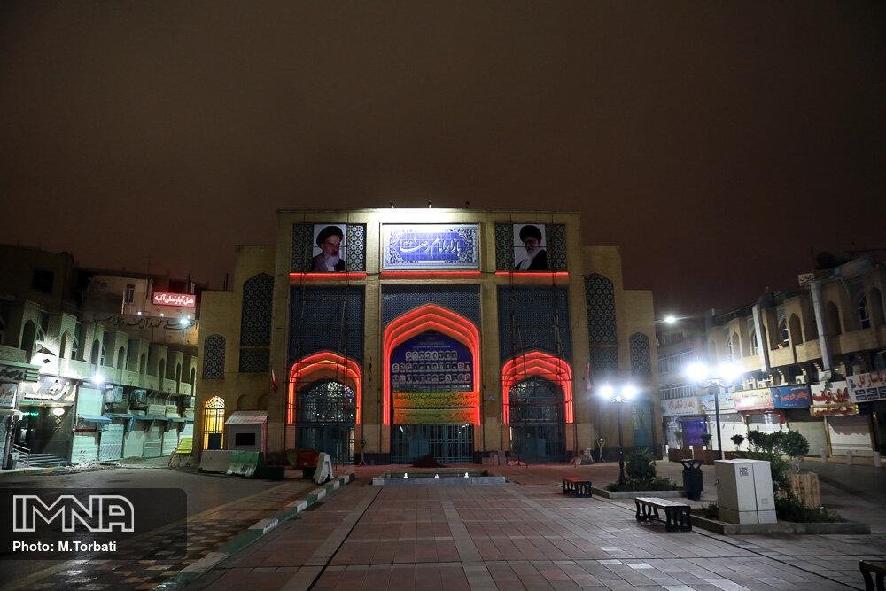 تغییر چهره شهر مشهد در سالگرد شهادت سردار سلیمانی