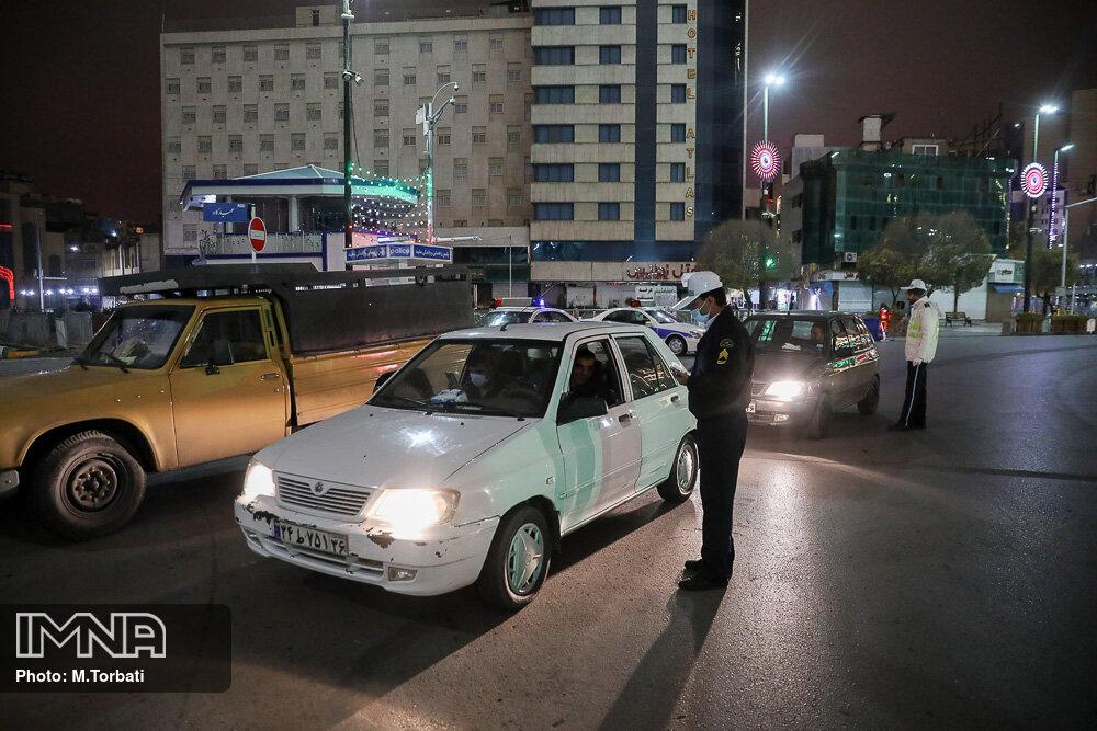 وضعیت جدید ترددهای بین شهری چگونه است؟