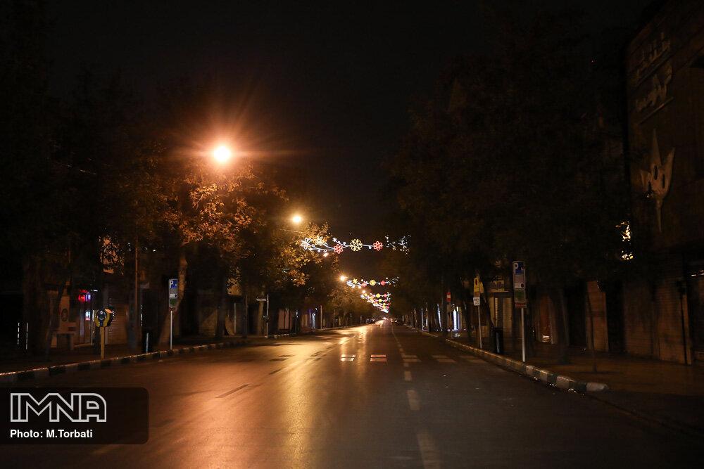 محاسبه جریمه محدودیت های تردد در پایتخت از ساعت ۲۱ و ۳۰ دقیقه