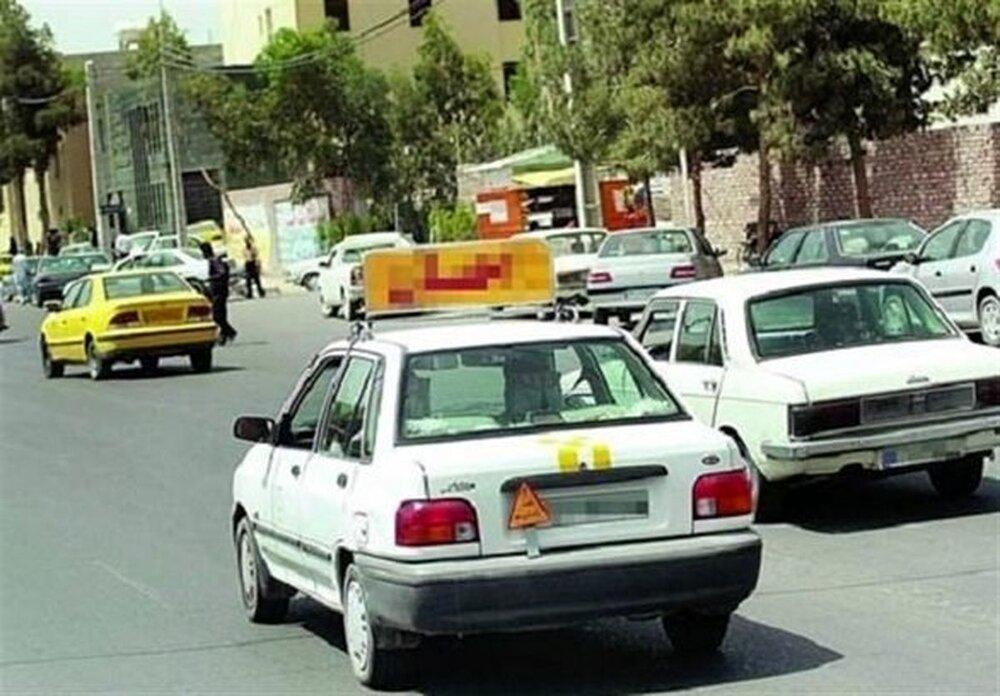 وضعیت فعالیت آموزشگاههای رانندگی در شهرهای قرمز و نارنجی