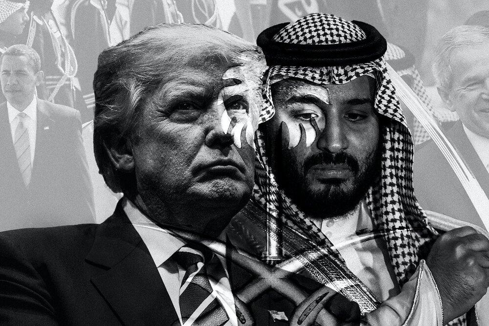 دست صلح تروریستها از ترس دموکراتها