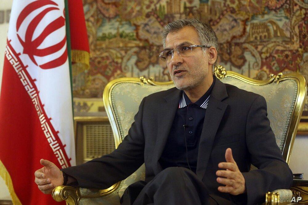 ایران به هماهنگی با همه طرفهای افغان ادامه میدهد