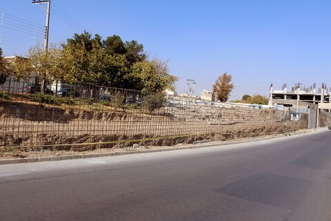 پیشرفت ۸۷ درصدی عملیات اجرایی احداث خیابان دستگرد