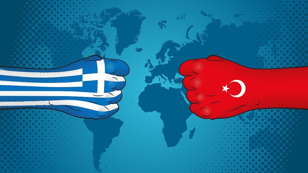 ترکیه و یونان به سمت درگیری نظامی میروند؟