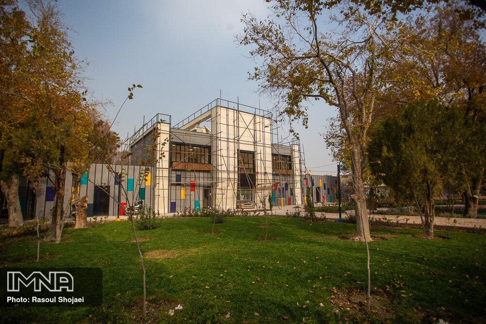 پروژه های منطقه ۷ شهرداری اصفهان
