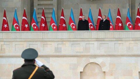 اظهارات اردوغان در مانور نظامی به منزله تهدید برای ایران است