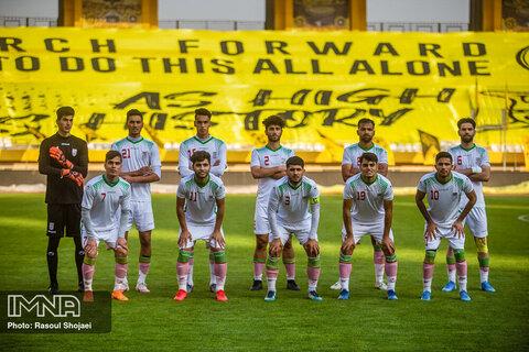 اردوی مشترک جوانان و نوجوانان فوتبال ایران در تاجیکستان