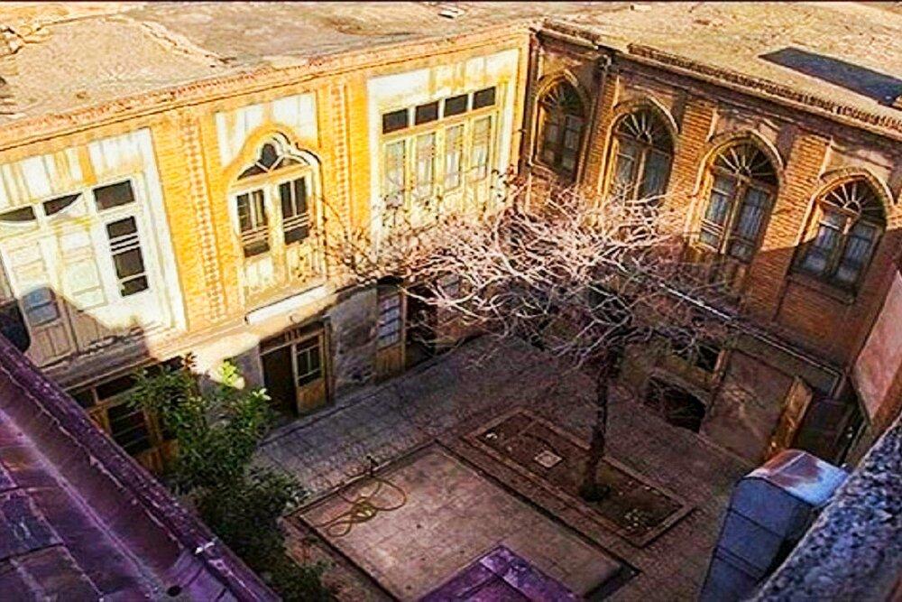 «خانه باستان شناسان ایران» پاتوق معتادان شده است