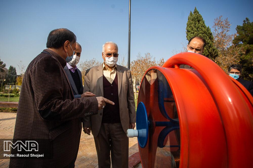 افتتاح بهنگام مرکز همایشهای اصفهان در صورت تحقق وعده دولت