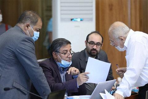 بررسی بودجه ۱۴۰۰ تهران در دو نوبت صبح و عصر