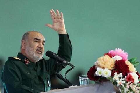 پیام رزمایش پیامبر اعظم (ص) اقتدار و اراده مصمم جمهوری اسلامی است