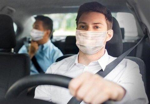 برای کاهش انتقال کرونا کدام شیشههای خودرو را باز بگذاریم؟