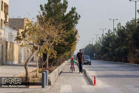 مسیر دوچرخه ها