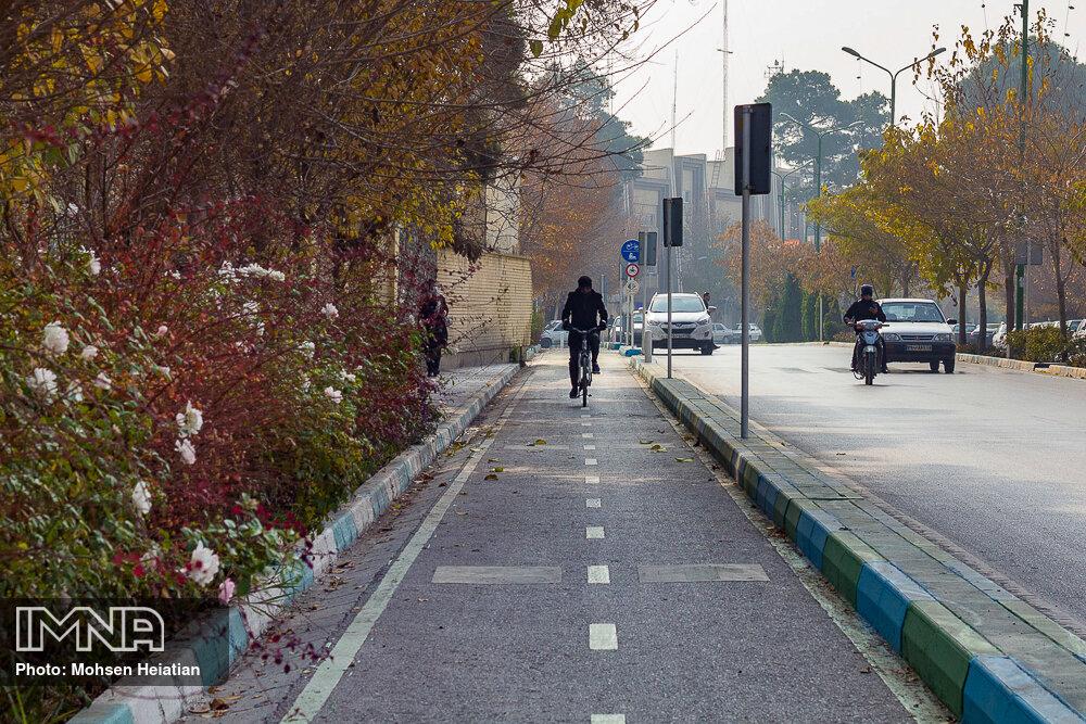 قدردانی جامعه پزشکی از شهردار اصفهان برای راه اندازی مسیرهای دوچرخه سواری
