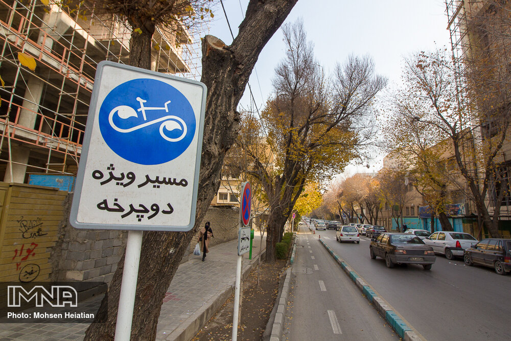 Isfahan to expand bike routes