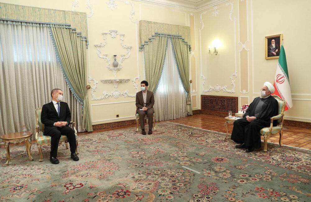 ایران همواره از توسعه روابط اقتصادی و علمی با ژاپن استقبال میکند