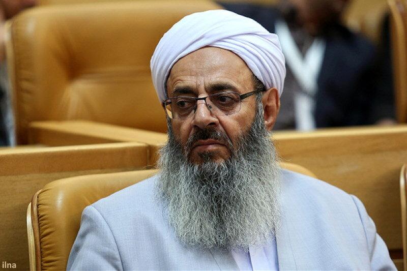 پیام تبریک مولوی عبدالحمید به رئیسی