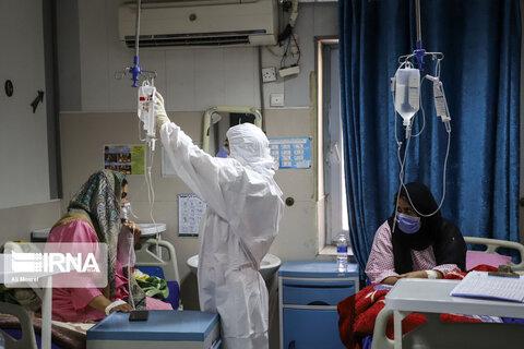 Iran reports 7,121 new COVID-19 cases